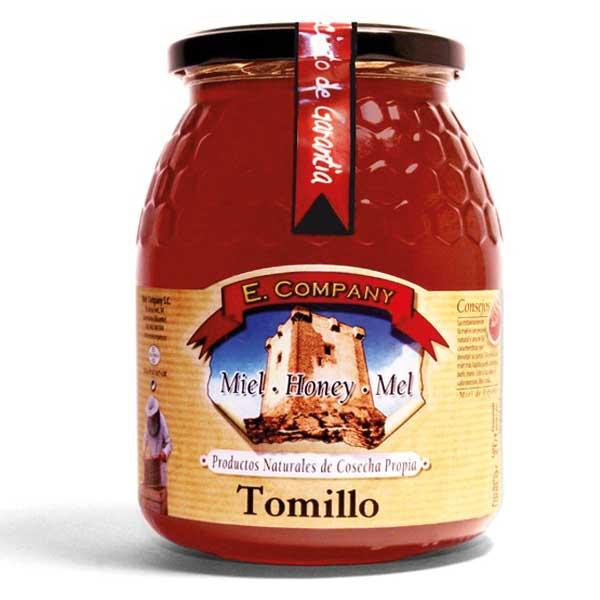 spanish thyme honey