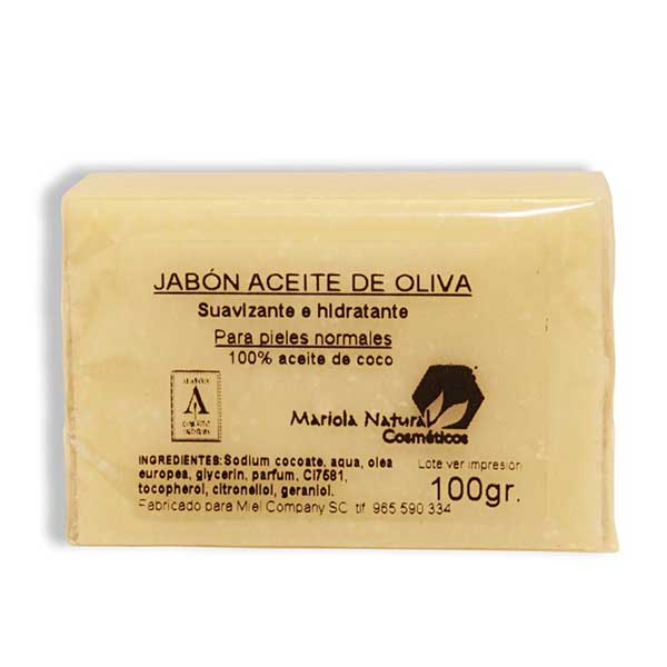 soap olive oil from Spain